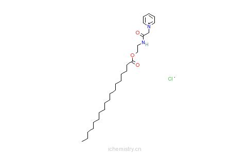 CAS:14492-68-3_司吡氯铵的分子结构