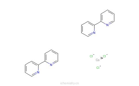CAS:14522-39-5的分子结构