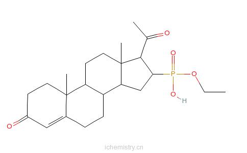 CAS:14527-82-3的分子结构