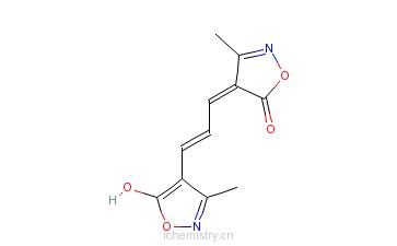 CAS:14532-33-3的分子结构