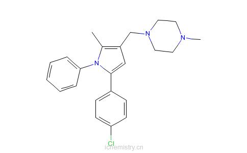 CAS:146204-44-6的分子结构
