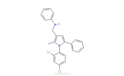 CAS:146204-78-6的分子结构