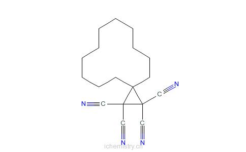 CAS:14651-45-7的分子结构