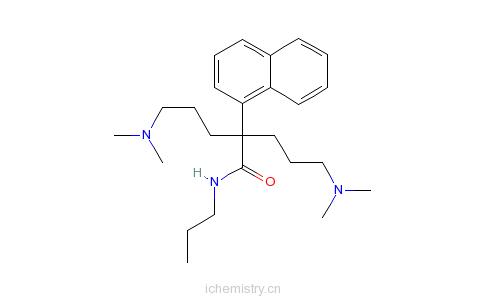 CAS:14722-19-1的分子结构