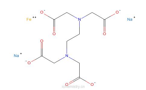CAS:14729-89-6的分子结构