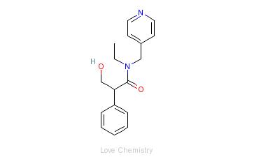 CAS:1508-75-4_托吡卡胺的分子结构