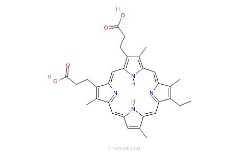 CAS:151484-71-8的分子结构