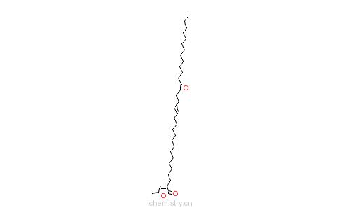 CAS:151592-70-0的分子结构
