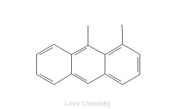 CAS:1523-23-5的分子结构