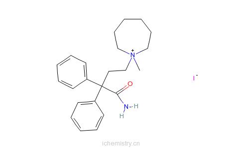 CAS:15351-05-0的分子结构