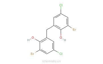 CAS:15435-29-7_溴氯芬的分子结构