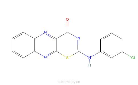 CAS:154371-18-3的分子结构