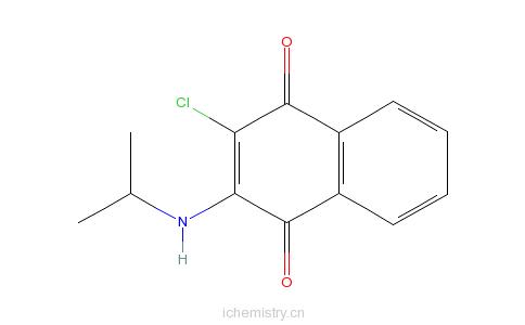 CAS:15455-20-6的分子结构