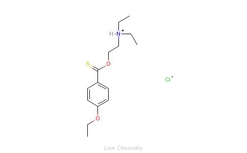 CAS:15504-11-7的分子结构
