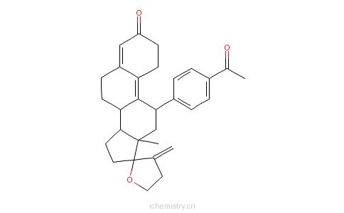 CAS:155768-17-5的分子结构