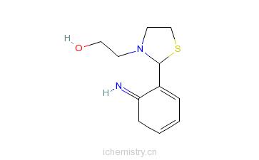 CAS:15591-42-1_3-亚氨基-&alpha的分子结构