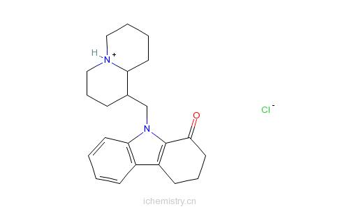 CAS:15600-93-8的分子结构