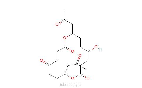 CAS:156619-66-8的分子结构