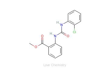 CAS:1567-00-6的分子结构