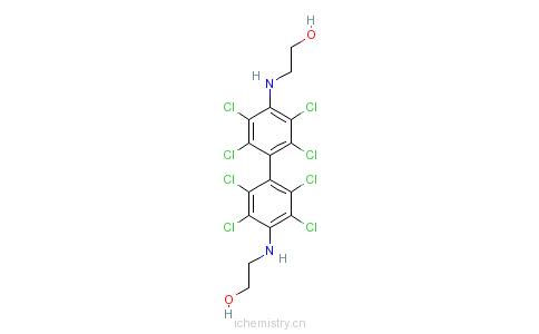 CAS:15811-54-8的分子结构