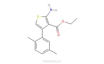 CAS:15854-09-8的分子结构