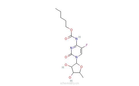 CAS:158798-73-3_卡培他滨的分子结构