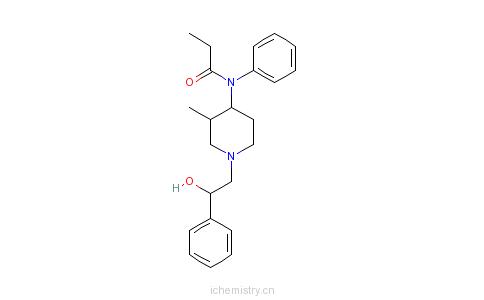 CAS:160226-87-9的分子结构