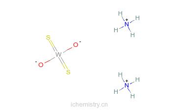 CAS:16150-61-1的分子结构