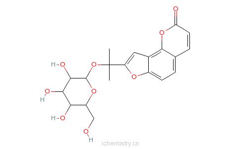 CAS:161842-80-4的分子结构