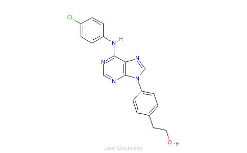 CAS:16208-00-7的分子结构
