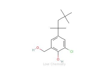CAS:16372-99-9的分子结构