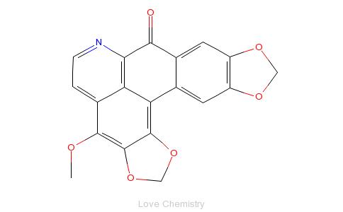 CAS:16408-75-6的分子结构