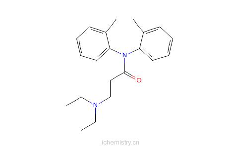 CAS:16488-05-4的分子结构