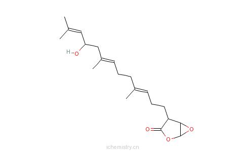 CAS:165133-76-6的分子结构