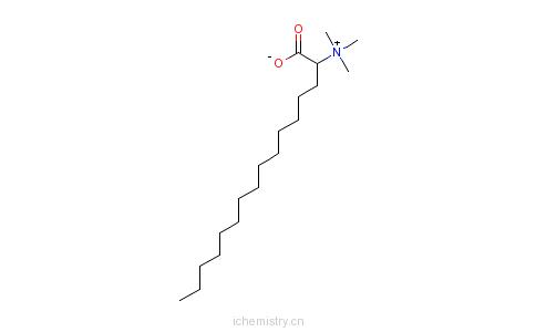 CAS:16545-85-0_&alpha的分子结构