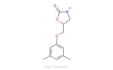 CAS:1665-48-1_美他沙酮的分子结构