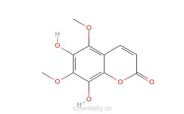 CAS:167105-92-2的分子结构