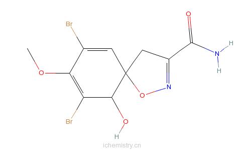 CAS:167469-52-5的分子结构