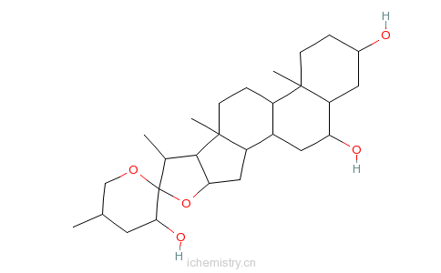 CAS:16750-37-1的分子结构