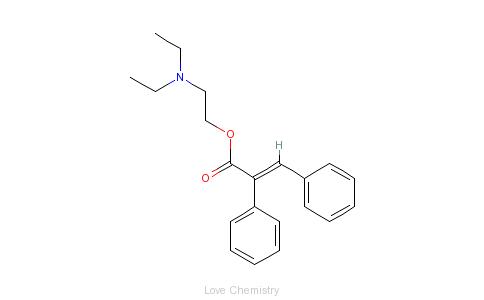 CAS:1679-75-0_桂马维林的分子结构