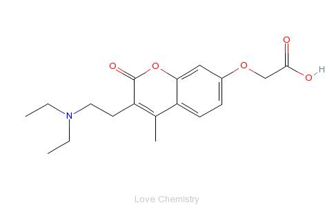 CAS:16899-94-8的分子结构