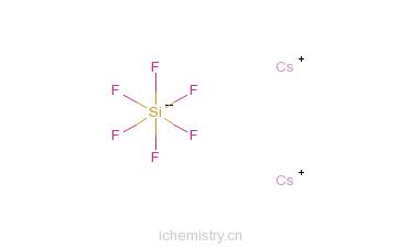 CAS:16923-87-8的分子结构