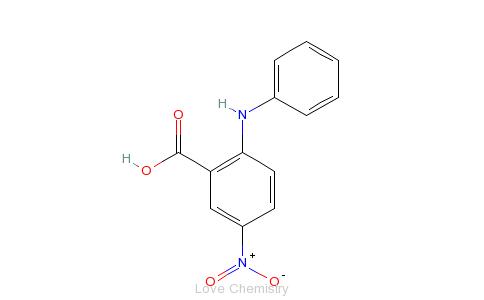 CAS:16927-50-7的分子结构