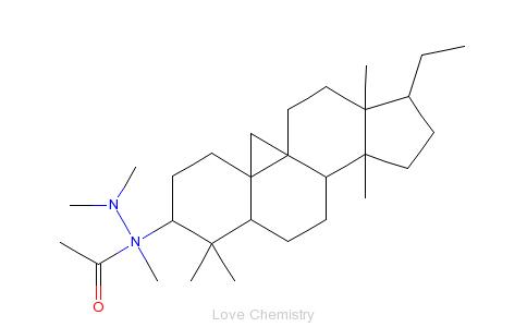 CAS:16975-11-4的分子结构