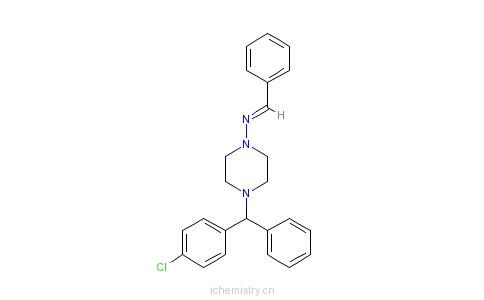 CAS:1698-34-6的分子结构