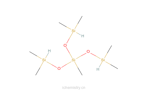 CAS:17082-46-1_甲基三(二甲基硅氧烷基)硅烷的分子结构