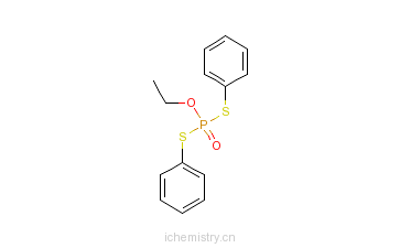 CAS:17109-49-8_克瘟散的分子结构