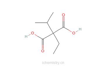 CAS:1735-08-6的分子结构