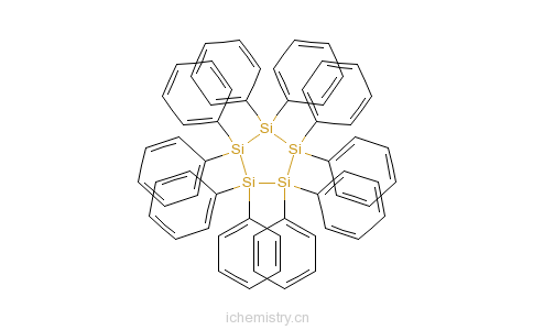 CAS:1770-54-3的分子结构