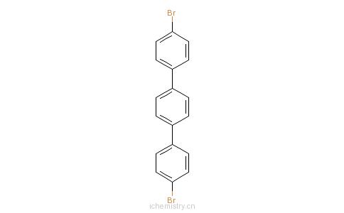 CAS:17788-94-2_4,4''-二溴三联苯的分子结构